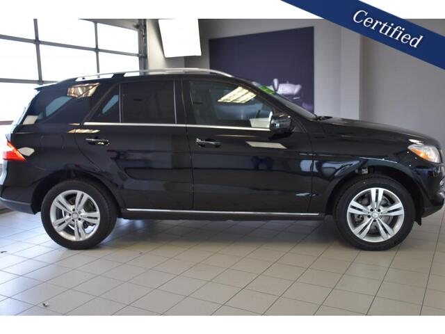 2015 Mercedes-Benz ML 350 4MATIC® SUV Medford OR