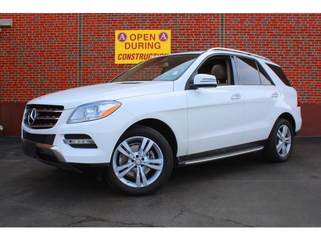 2015 Mercedes-Benz ML 350 4MATIC® SUV Merriam KS