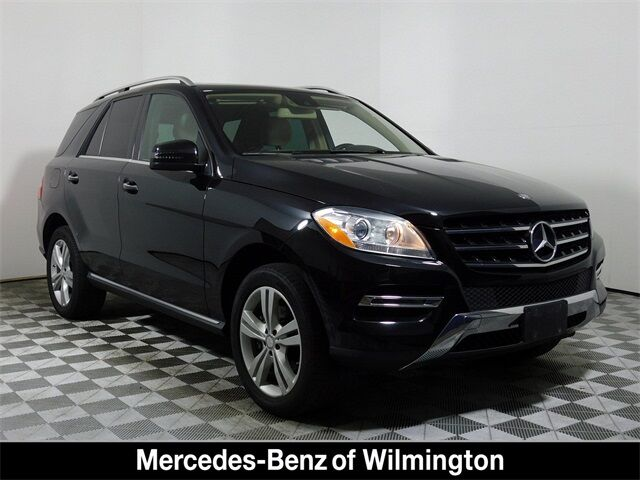 2015 Mercedes-Benz ML 350 4MATIC® SUV Wilmington DE