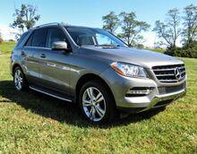 2015_Mercedes-Benz_ML_350 4MATIC® SUV_ Lexington KY