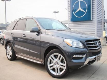 2015_Mercedes-Benz_ML_350 4MATIC® SUV_ Seattle WA
