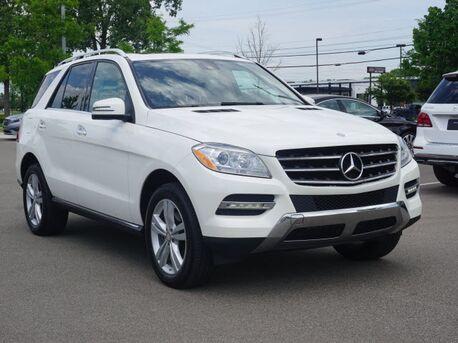 2015_Mercedes-Benz_ML_350 4MATIC® SUV_  Novi MI