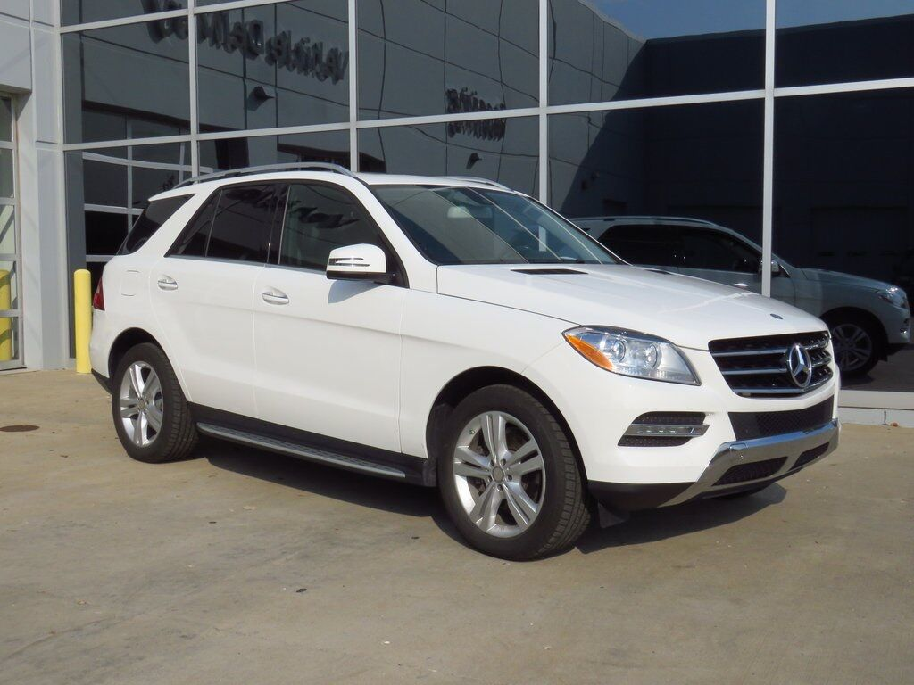 2015 Mercedes-Benz ML 350 4MATIC® SUV Kansas City MO