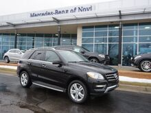 2015_Mercedes-Benz_ML 350_ML 350 4MATIC®_  Novi MI