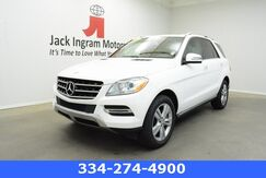 2015_Mercedes-Benz_ML_350_ Montgomery AL