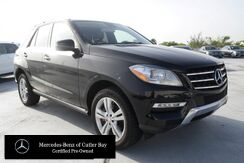 2015_Mercedes-Benz_ML_350_ Cutler Bay FL