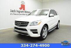 2015_Mercedes-Benz_ML 400 4MATIC® SUV__ Montgomery AL