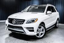 2015 Mercedes-Benz ML 400 4MATIC® SUV
