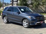 2015 Mercedes-Benz ML 400 4MATIC® SUV