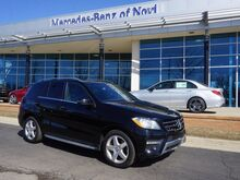 2015_Mercedes-Benz_ML 400_ML 400_  Novi MI