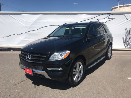 2015_Mercedes-Benz_ML_ML 350_ El Paso TX