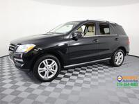 2015 Mercedes-Benz ML350 - All Wheel Drive w/ Navigation