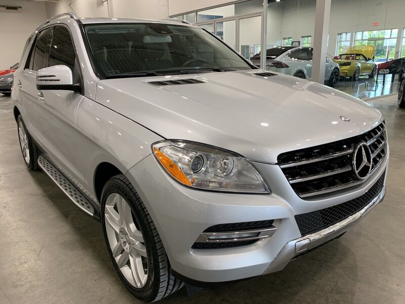 2015_Mercedes-Benz_ML350_ML 350_ Charlotte NC