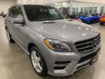 2015 Mercedes-Benz ML400 $69,605 MSRP