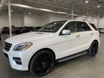 2015 Mercedes-Benz ML400 70k MSRP