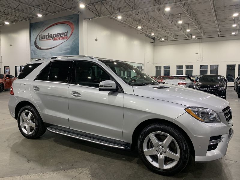2015_Mercedes-Benz_ML400_70k MSRP_ Charlotte NC