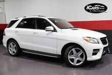 2015 Mercedes-Benz ML400 AMG Sport 4-Matic 4dr Suv