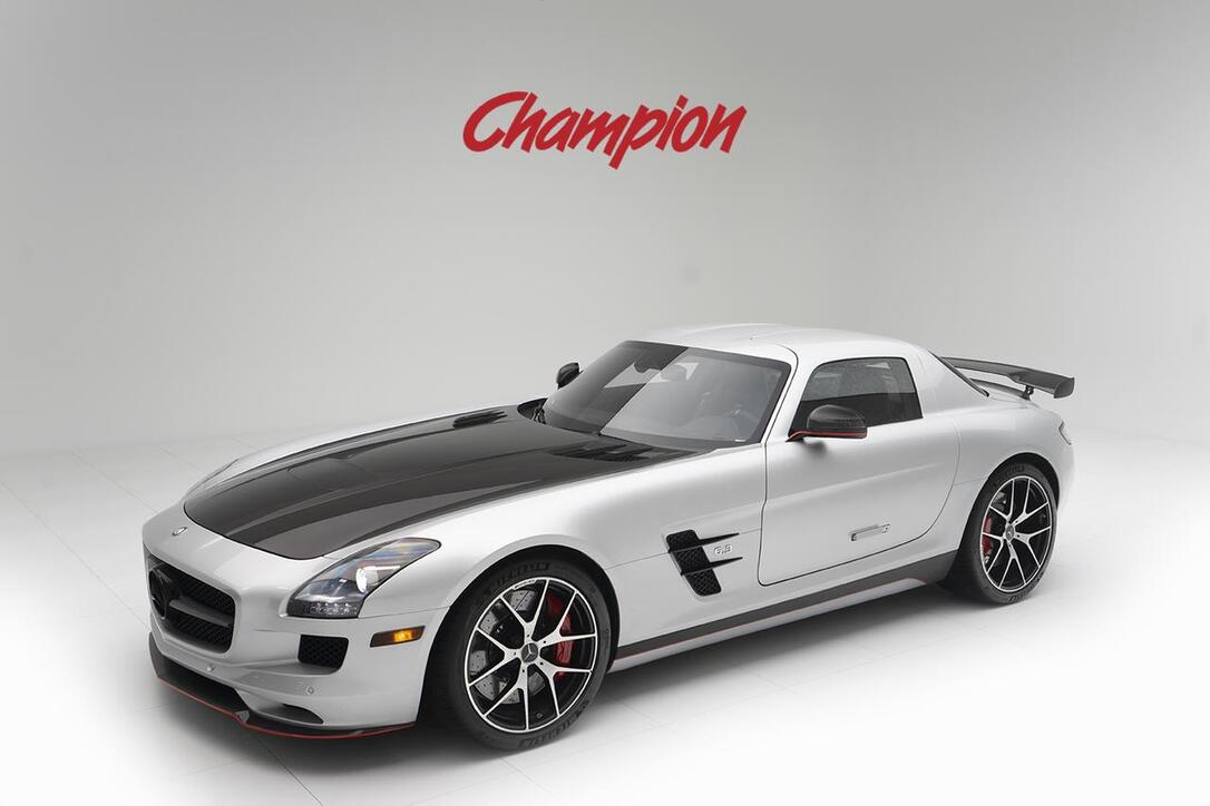 2015 Mercedes-Benz No Model SLS AMG GT Final Edition Pompano Beach FL