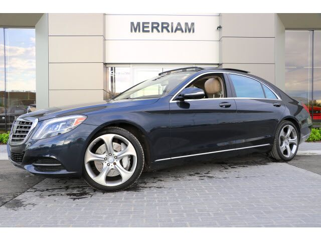 2015 Mercedes-Benz S 4dr Sdn 550 4MATIC®
