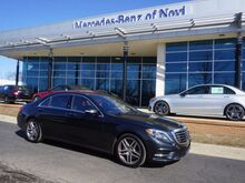 2015_Mercedes-Benz_S 550_4MATIC®_  Novi MI