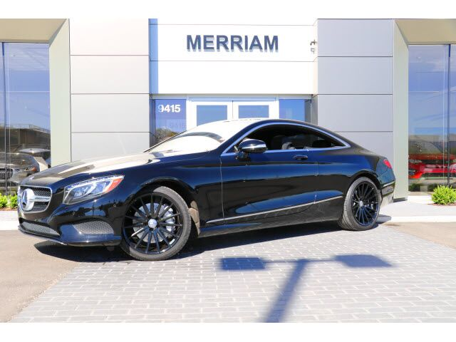 2015 Mercedes-Benz S 550 4MATIC® Coupe Merriam KS