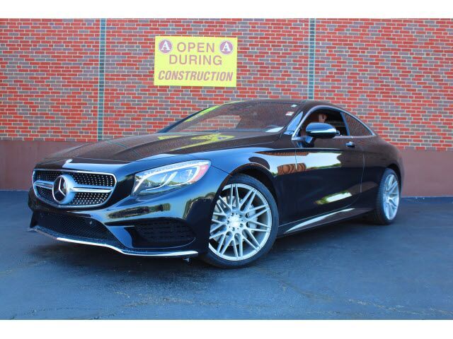 2015 Mercedes Benz S 550 4MATIC® Coupe Kansas City KS