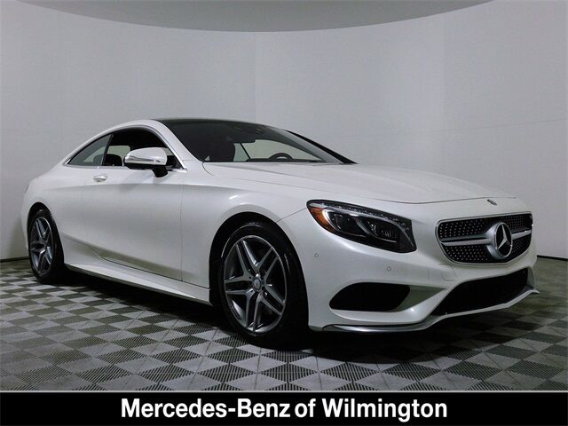 2015 Mercedes-Benz S 550 4MATIC® Coupe Wilmington DE