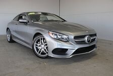 2015 Mercedes-Benz S 550 4MATIC® Coupe