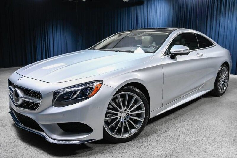 2015 Mercedes-Benz S 550 4MATIC® Coupe Scottsdale AZ