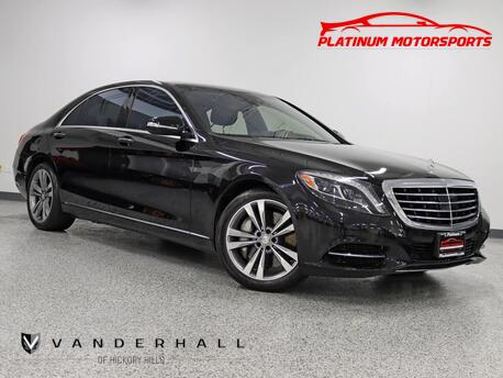 2015_Mercedes-Benz_S 550 4Matic_1 Owner Pano Nav Back Up Distronic Blind Spot Dynamic Seats Fully Loaded_ Hickory Hills IL