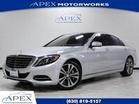 Mercedes-Benz S 550 4Matic 2015