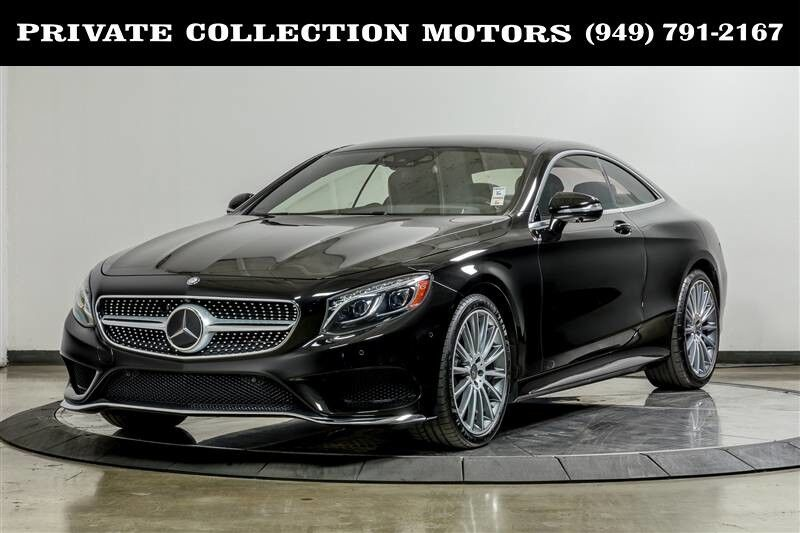 2015_Mercedes-Benz_S 550 Coupe_S-Class $141,415 MSRP_ Costa Mesa CA
