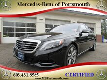 2015_Mercedes-Benz_S_550 Long wheelbase 4MATIC®_ Greenland NH