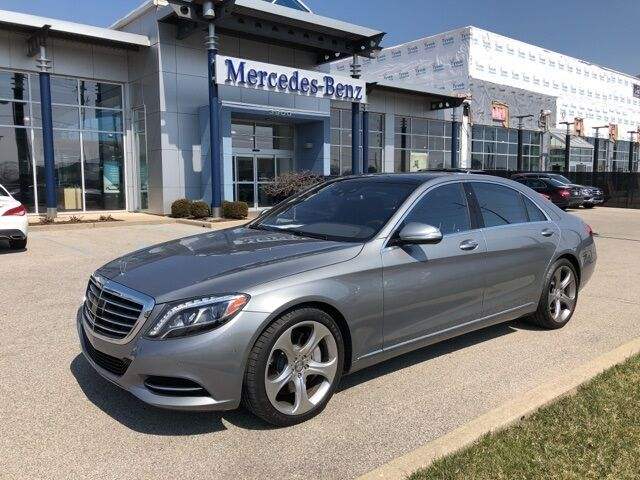 2015 Mercedes-Benz S 550 Long wheelbase 4MATIC® Indianapolis IN