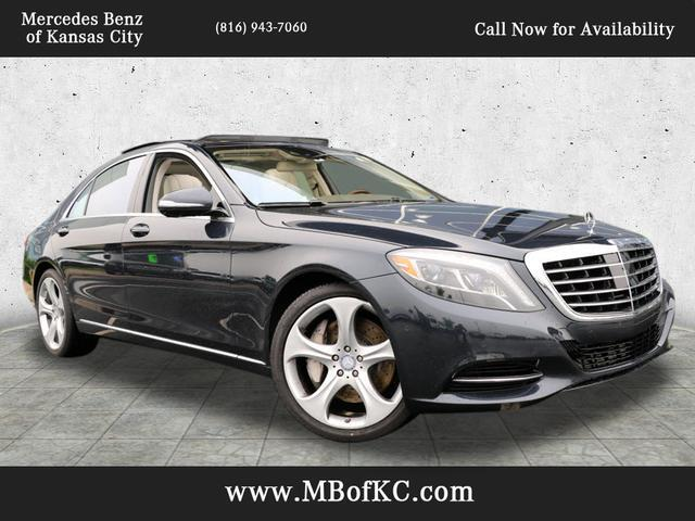 2015 Mercedes-Benz S 550 Long wheelbase 4MATIC® Kansas City MO