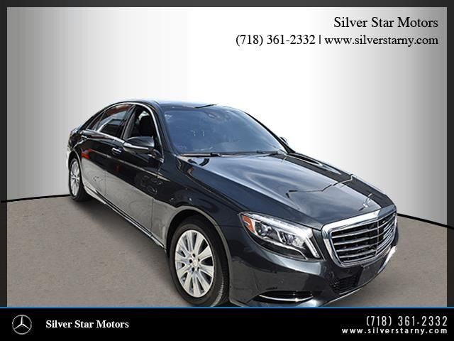 2015 Mercedes-Benz S 550 Long wheelbase 4MATIC® Long Island City NY