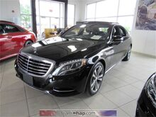 2015_Mercedes-Benz_S_550 Long wheelbase 4MATIC®_ Marion IL