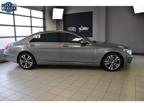 2015_Mercedes-Benz_S_550 Long wheelbase 4MATIC®_ Medford OR