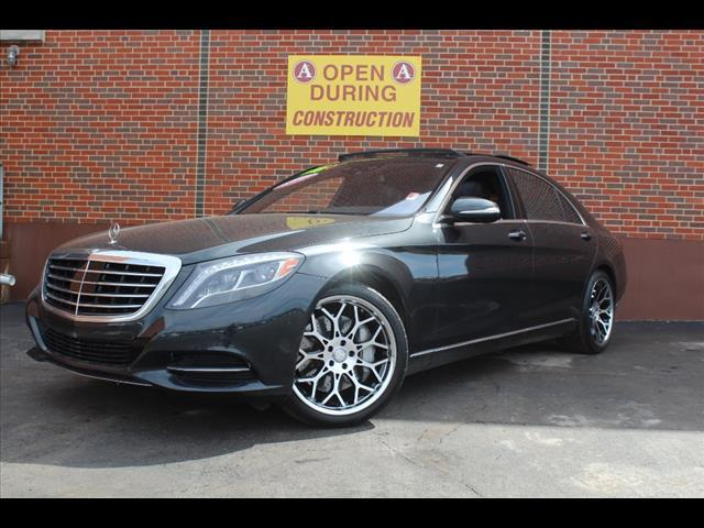 2015 Mercedes-Benz S 550 Long wheelbase 4MATIC® Kansas City KS