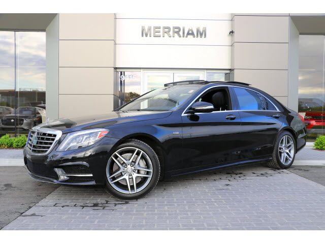 2015 Mercedes-Benz S 550 Long wheelbase 4MATIC® Merriam KS