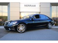 Mercedes-Benz S 550 Long wheelbase 4MATIC® 2015