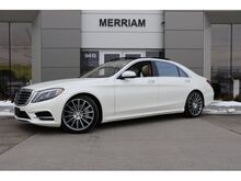 2015_Mercedes-Benz_S_550 Long wheelbase 4MATIC®_ Kansas City KS