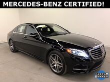 2015_Mercedes-Benz_S_550 Long wheelbase 4MATIC®_ Washington PA
