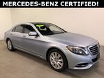 2015 Mercedes-Benz S 550 Long wheelbase 4MATIC®