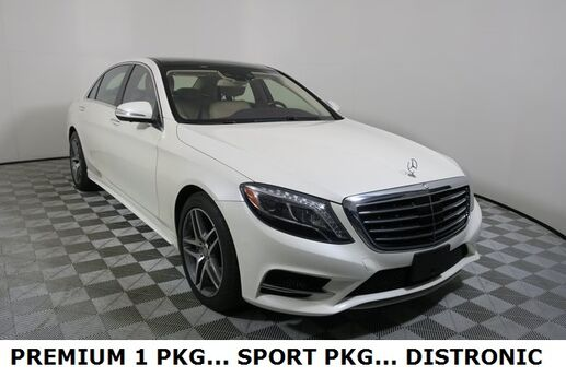2015 Mercedes-Benz S 550 Long wheelbase 4MATIC® Wilmington DE