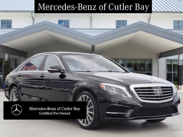 2015 Mercedes-Benz S 550 Long wheelbase Cutler Bay FL