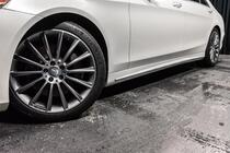 2015 Mercedes-Benz S 550 Long wheelbase