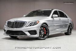 Mercedes-Benz S 63 AMG S 63 AMG 2015