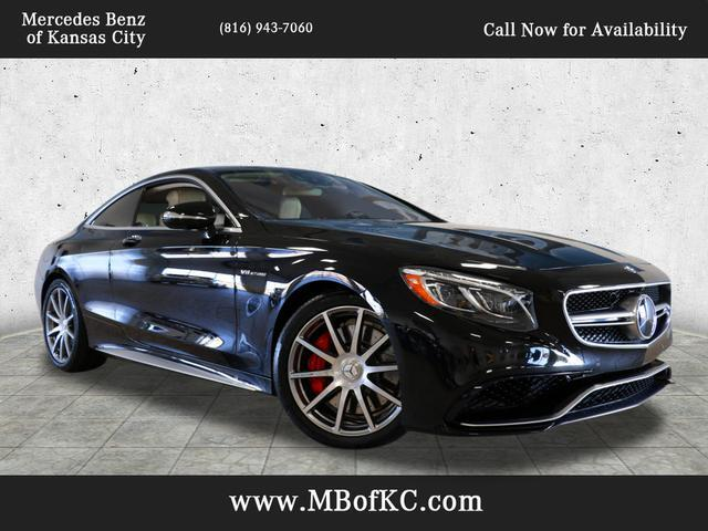 2015 Mercedes-Benz S AMG® 63 Coupe Kansas City MO