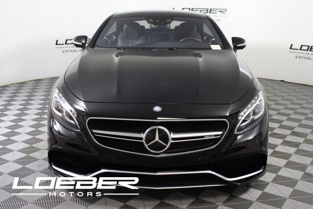 2015 Mercedes-Benz S AMG® 63 Coupe Chicago IL